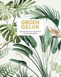groenj geluk plantenboek illustraties