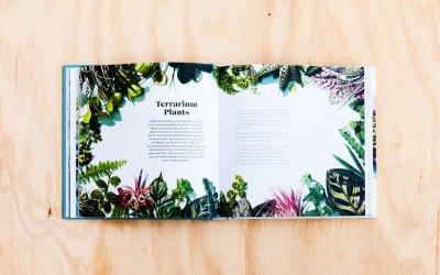7 prachtige plantenboeken over Terrariums, Ecosystemen en Plantstyling