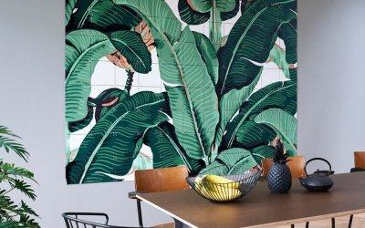Plantenprints : 9 mooiste grote botanische prints, schoolplaten en schilderijen