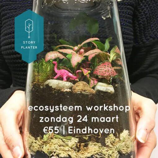 lenteworkshop ecosysteem maken